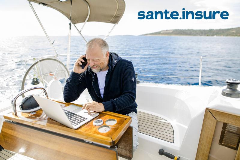 страховой полис на яхту